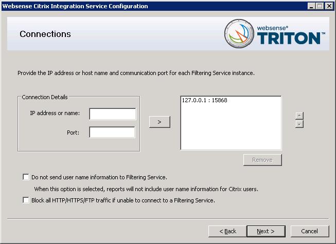 Citrix broker service must be installed