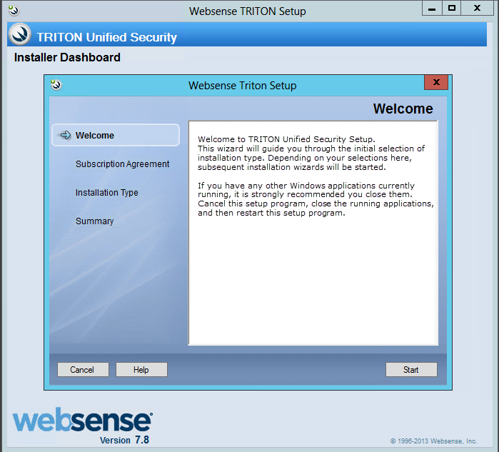 websense dlp case study