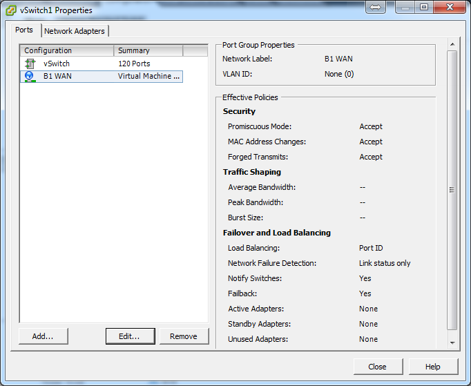Installing the appliance on a virtual machine